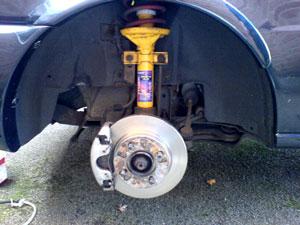 Suspension Upgrades Fiesta Si Com