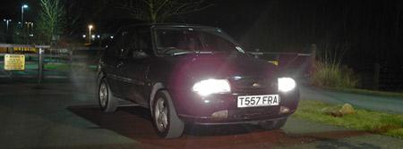 Mk4 Fiesta